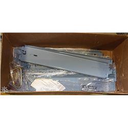 BOX OF EZ-RECT CONNECTORS POST