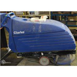 CLARKE COMMERCIAL ELECTRIC FLOOR CLEANER