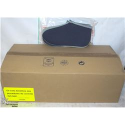 BOX OF DECLERMONT SOFT BOOTS INSOLES SIZE 7M & 9M