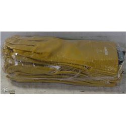 "HORIZON 14"" WORK GLOVES -L- 10 PAIRS"