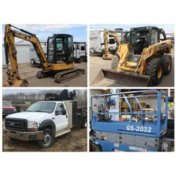 FEATURED LOTS: HEAVY EQUIPMENT & VEHICLES