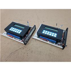 (2) Power Supply Panel Manufacturer Unknown