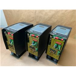 (3) Atlas Copco TC 52P-N Power Macs Controller