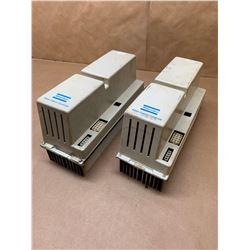 (2) Atlas Copco 3HAB 8101-3/05D Industrial Servo Drive