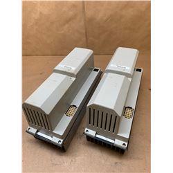 (2) ABB 3HAB8101-8/10A Servo Drives