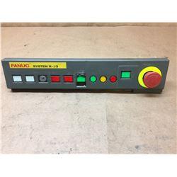 Fanuc A05B-2400-C015 Control Panel w/ A20B-9002-0310 Board