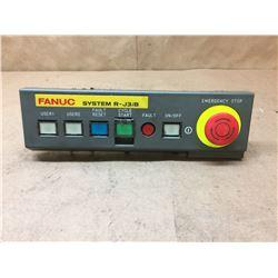 Fanuc A05B-2450-C002 Control Panel w/ A20B-1007-0850 Board