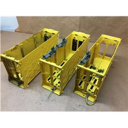 (3) Fanuc 2-Slot Backplane *SEE PICS FOR PART #s*