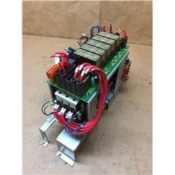 Fanuc A05B-2401-C413 E-Stop Unit w/ A20B-1007-0490 Top Board