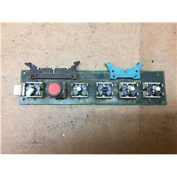 Fanuc A20B-1007-0850 System R-J3iB Operators Panel Control Board