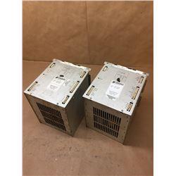 (2) ABB 3HAB 5845-1/1 Power Supply Modules