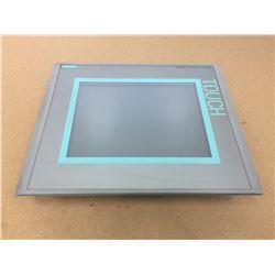 "Siemens 1P 6AV6 643-0CD01-1AX1 MP277 10"" Touch Simatic Multi Panel"