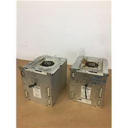 (2) ABB 3HAB 5845-1/2 Power Supply