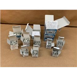 Lot of Solderless Terminals *See Pics for Part Numbers and Quantities*