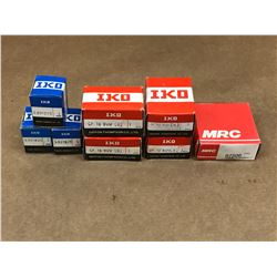 LOT OF MISC. BEARINGS / CAM FOLLOWER *SEE PICS FOR PART #*