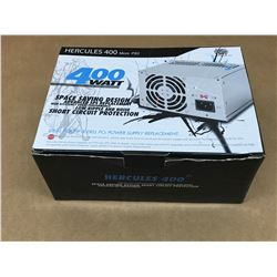 HERCULES 400 MICRO PS3 POWER SUPPLY