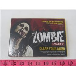 ZOMBIE GAME (NEVER OPENED)