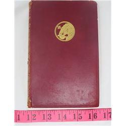 BOOK (JUST SO STORIES) *RUDYARD KIPLING* (LEATHERBOUND) *1926*