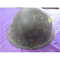 WORLD WAR II ARMY HELMET