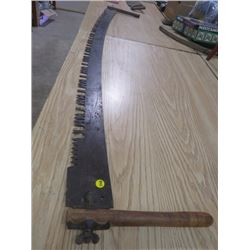 "2 MAN WOOD SAW (69.5"" X 12"")"