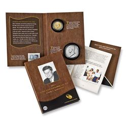 2015 John F. Kennedy Coin And Chronicles Set . . Modern Commem Dollar $1 Grades