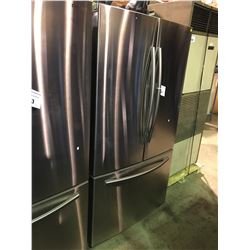 SAMSUNG RF26HFENDSR STAINLESS 3 DOOR, FRENCH DOOR REFRIGERATOR