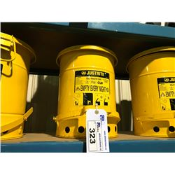 JUST RITE OILY WASTE DISPOSAL CANS