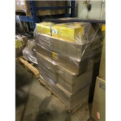 PALLET LIEBHERR FILTERS & PARTS