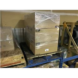 PALLET OF ASSORTED CATERPILLAR & HEAVY DUTY PARTS