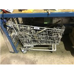 MOBILE CART OF ASSORTED C CLAMPS