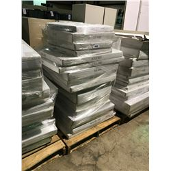 PALLET OF ASSORTED CABINET PARTS