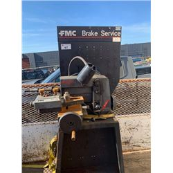 FMC MODEL JOHN BEAM 700 SERIES BRAKE SERVICE MACHINE
