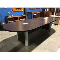 BOARDROOM CONFERENCE TABLE - 10' X 4'