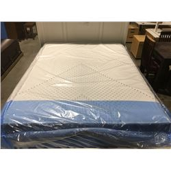 QUEEN SIZE BEAUTYREST BLACK HYBRID MATTRESS