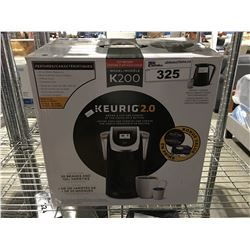 KEURIG MODEL K200 COFFEE BREWER