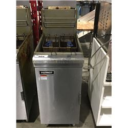 PATRIOT COMMERCIAL DEEP FRYER
