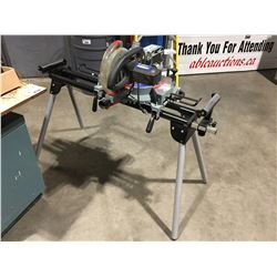 """KING CANADA 10"""" SLIDING COMPOUND MITER SAW WITH STAND"""