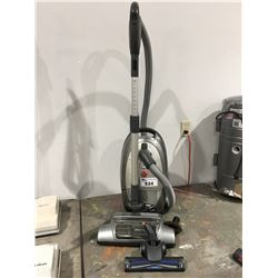 HOOVER WINDTUNNEL ANNIVERSARY EDITION CANISTER VACUUM WITH POWER-HEAD
