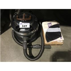 FILTER QUEEN MAJESTIC CANISTER VACUUM - (NO WAND OR POWER-HEAD)