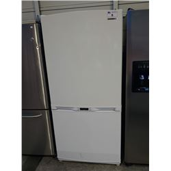 SAMSUNG FRIDGE WITH BOTTOM FREEZER