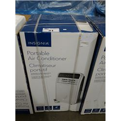 INSIGNIA PORTABLE 12,000 BTU A/C UNIT