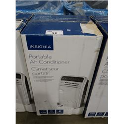 INSIGNIA PORTABLE 10,000 BTU A/C UNIT