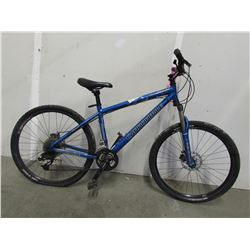 BLUE CANNONDALE F7 MOUNTAIN BIKE