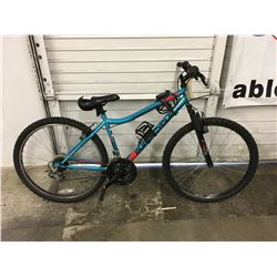 BLUE SUPERCYCLE MOUNTAIN BIKE