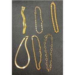 10K GOLD BRACELETS  RV 1035.00