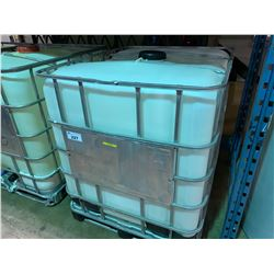 250KG MAX TRANSPORT CLEANED FOOD GRADE PLASTIC LIQUID TRANSPORT PALLET