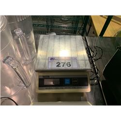 TANITA KD-200 ELECTRIC DIGITAL PORTION SCALE