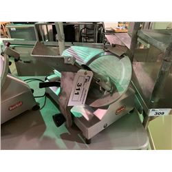 BERKEL 827A STAINLESS STEEL TABLE TOP COMMERCIAL DELI SLICER