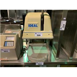 LUMAR IDEAL MTM5 HAND OPERATED MEAT PRESS
