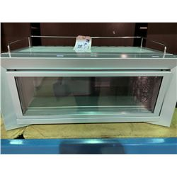 VESTFROST BBC SOD RED BULL SINGLE DOOR GLASS FRONT DISPLAY COOLER